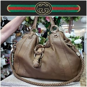 GUCCI Hobo/Crossbody/Satchel purse